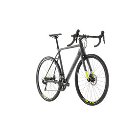 Cube Cross Race Pro Grey'n'Flashyellow